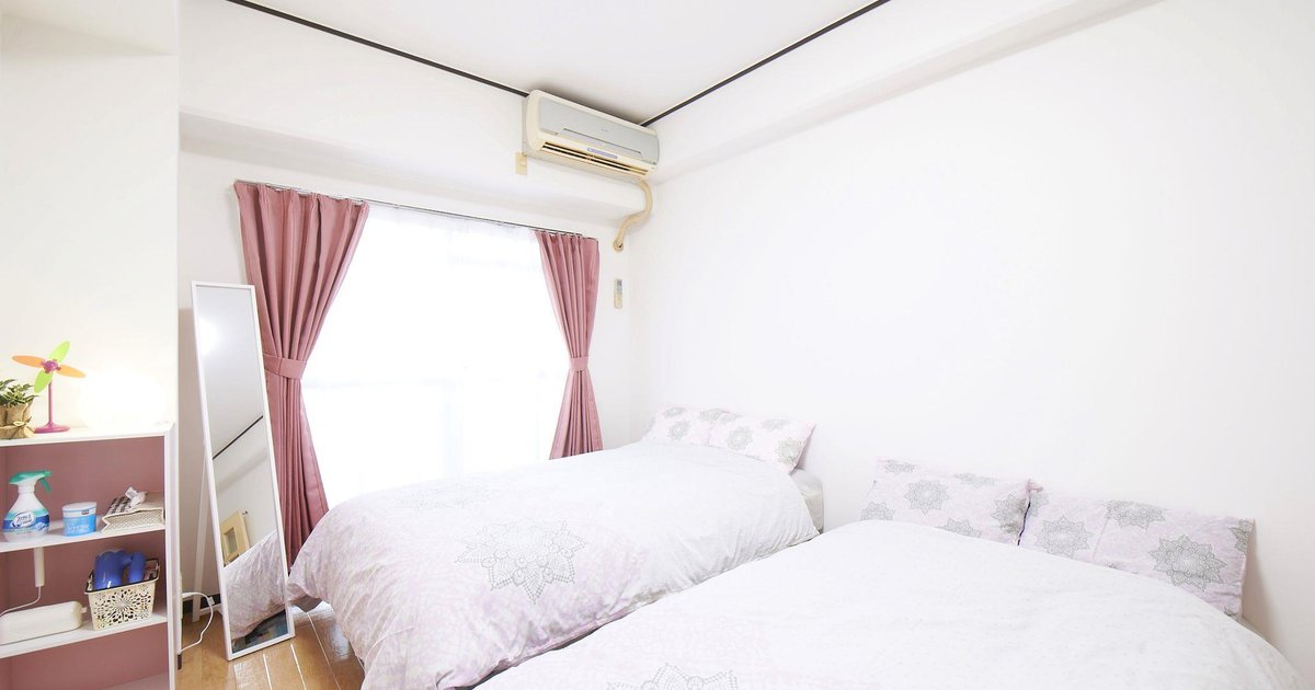 1 Bedroom Apartment in Shinsaibashi Area No13