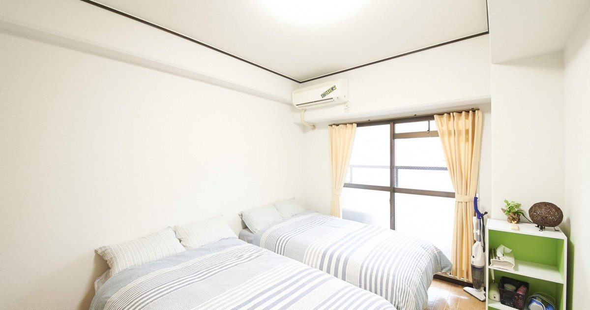 1 Bedroom Apartment in Shinsaibashi Area No14