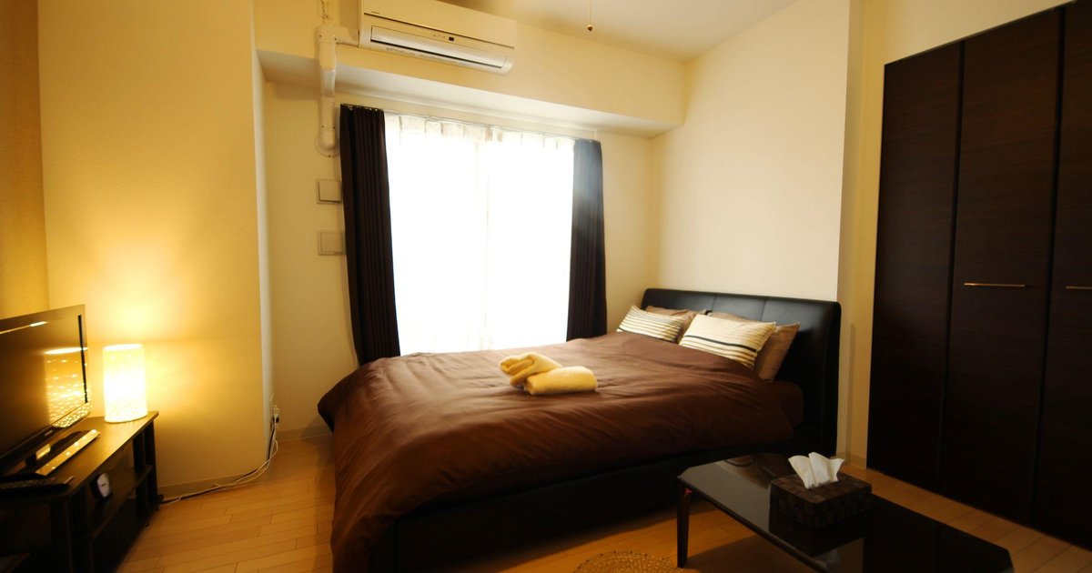 1 Bedroom Apartment in Shinsaibashi Area No18