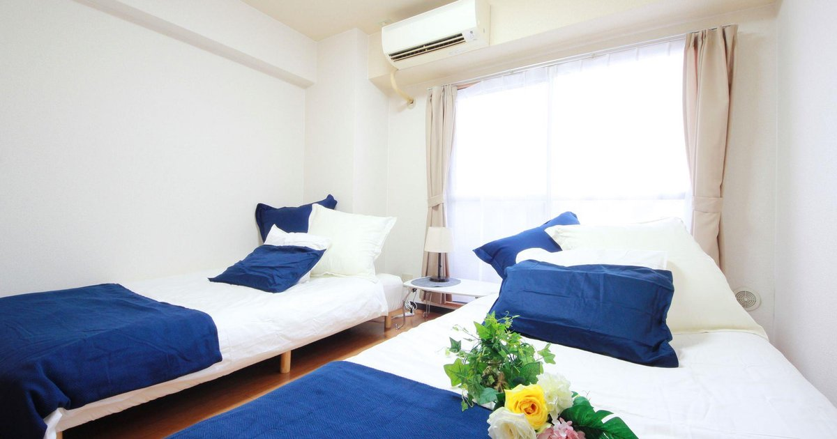 1 Bedroom Apartment in Namba Area No30