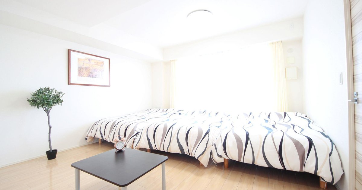 2 Bedroom Mansion in Namba Area A9