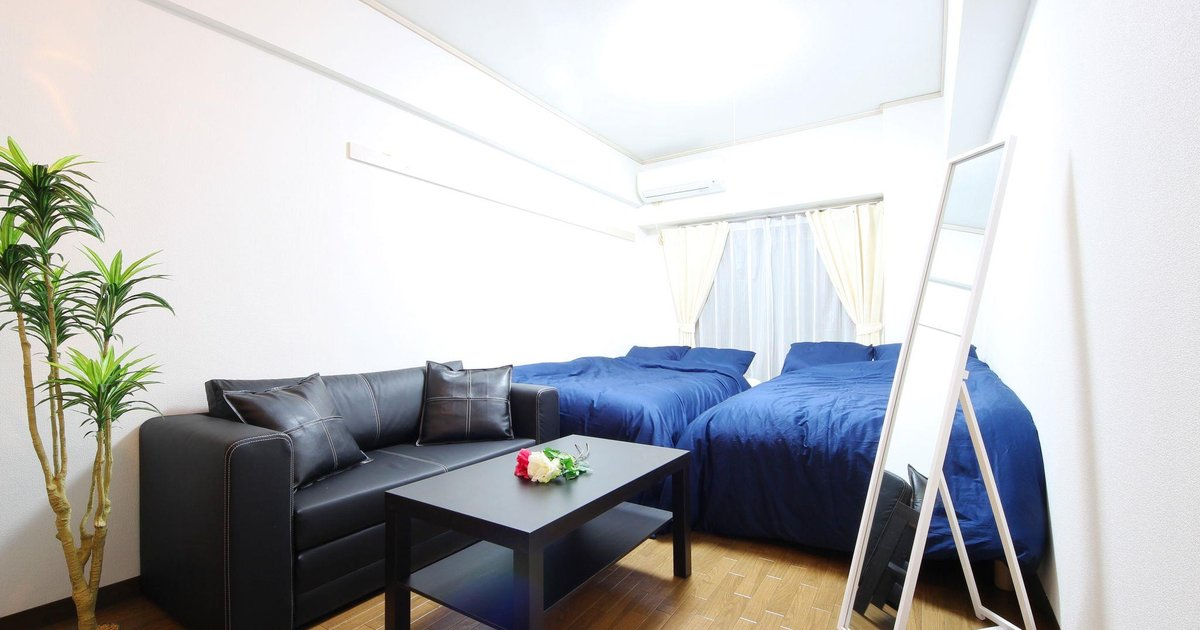 1 Bedroom Apartment in Tennoji C1