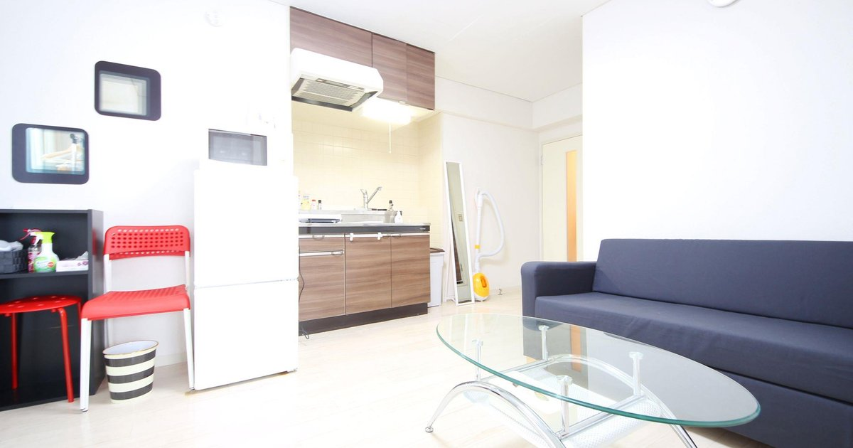 1 Bedroom Apartment in Osaka Area Q2