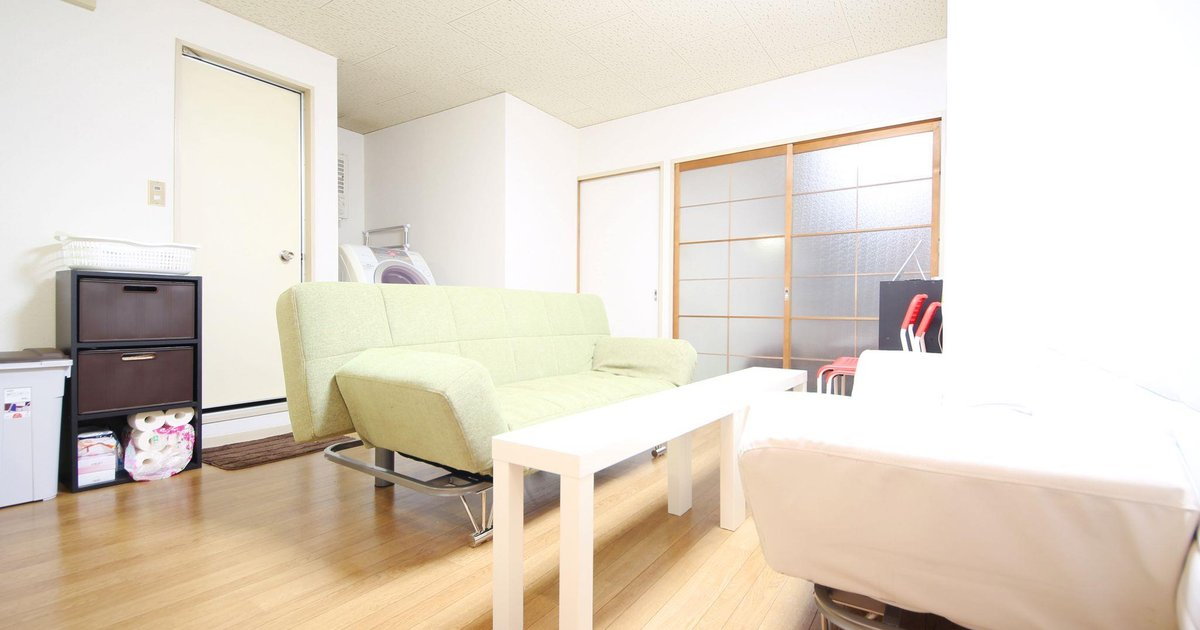 2 Bedroom Apartment in Osaka Area Q3