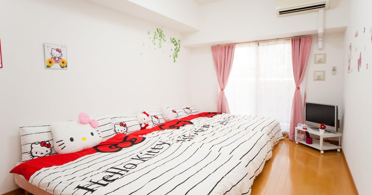 1 Bedroom Apartment with Kitty Central in Namba area part2