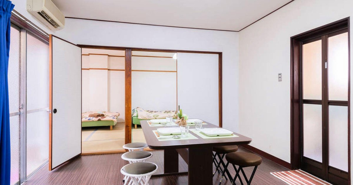 CL 2 Bedroom Apartment in Shinsaibashi Area No48