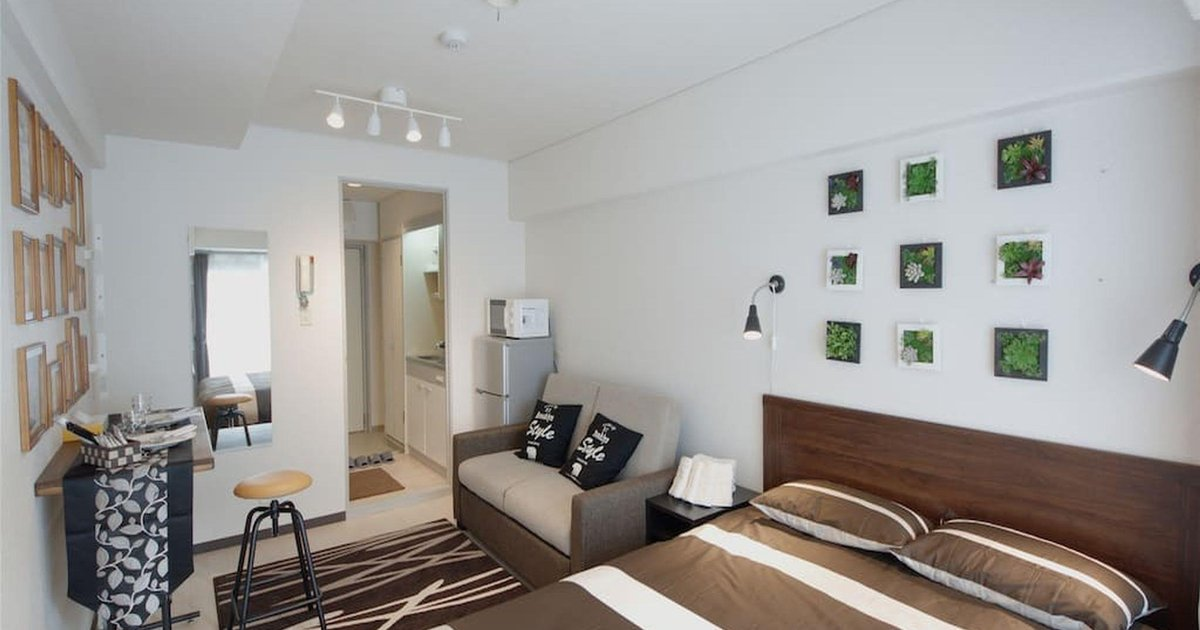 Toushin House Cozy apartment near UMEDA OSAKA EOB