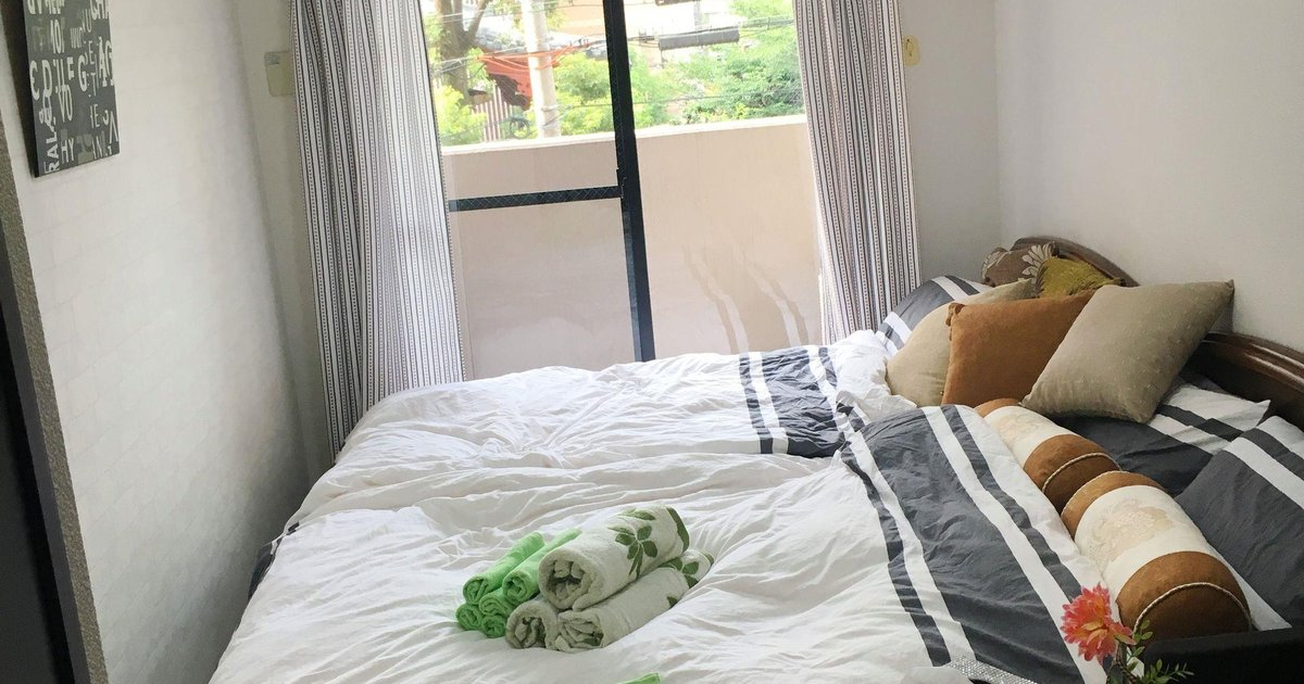 DCA 1 Bedroom Apartment in Namba Area 303