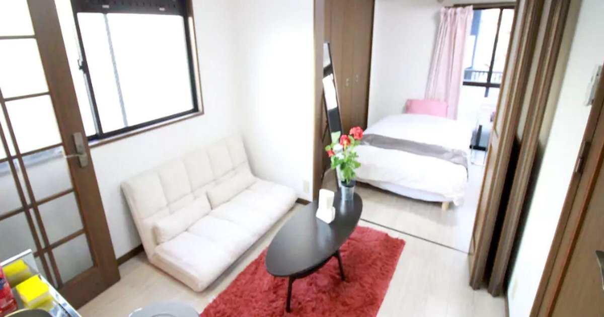 BB 1 Bedroom Apartment in Daikoku 705