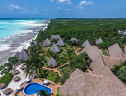 Zanzibar Island hotels with sea view