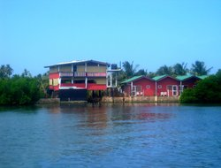 Negombo hotels with lake view