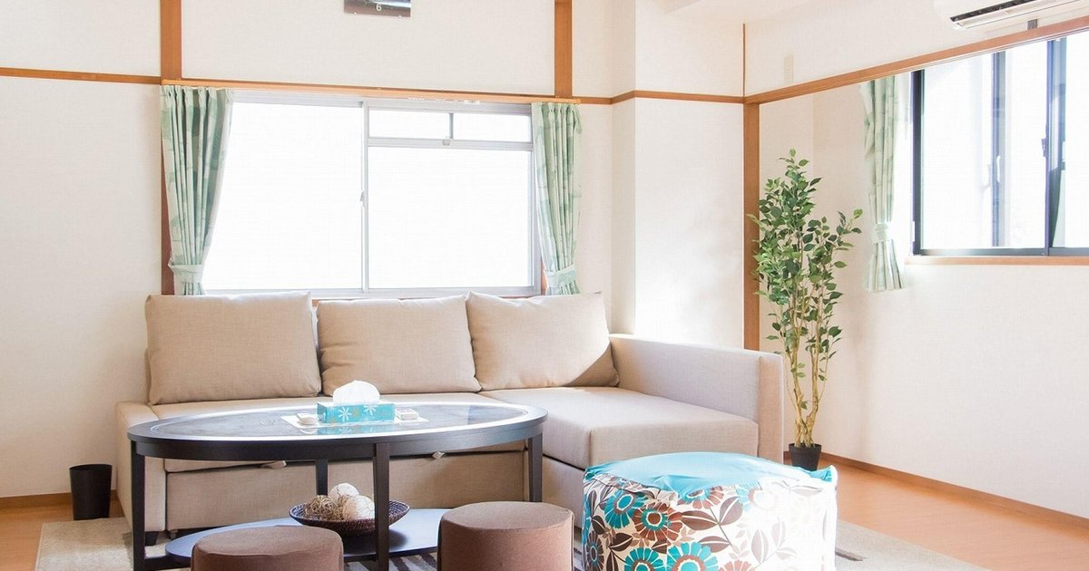 CB Family House with 2 bedrooms in Hiroshima