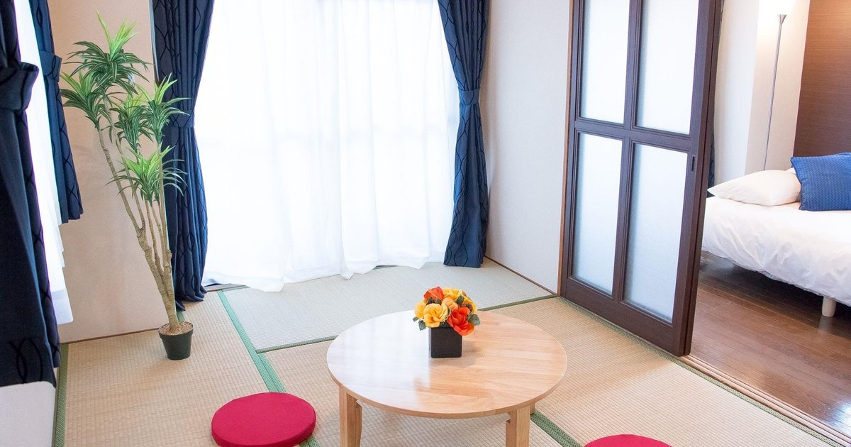 CB Lovely 2 Bedrooms Apartment in Hiroshima - 2