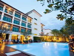 The most expensive Udon Thani City hotels
