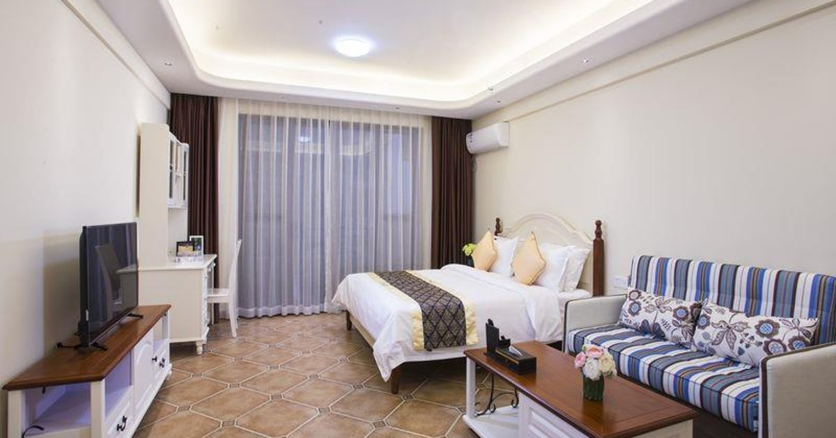 Haikou Tujia Sweetome Vacation Villas XinHaiAnYiHao Branch
