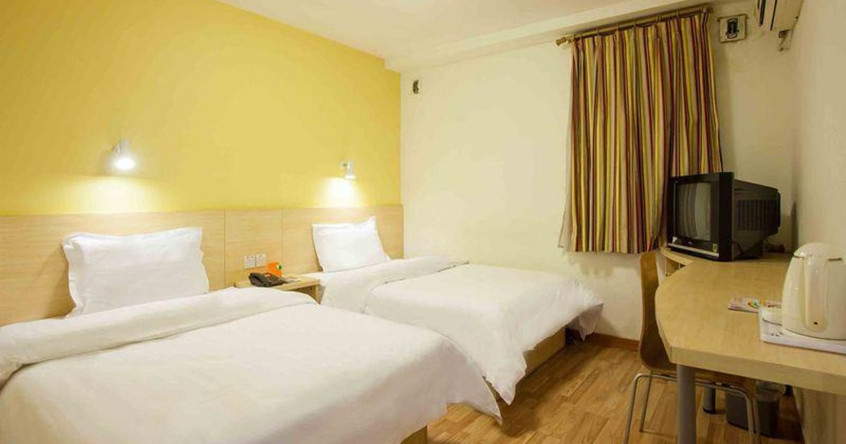 7Days Inn Qingdao Shandong Road