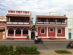 Puducherry hotels with sea view