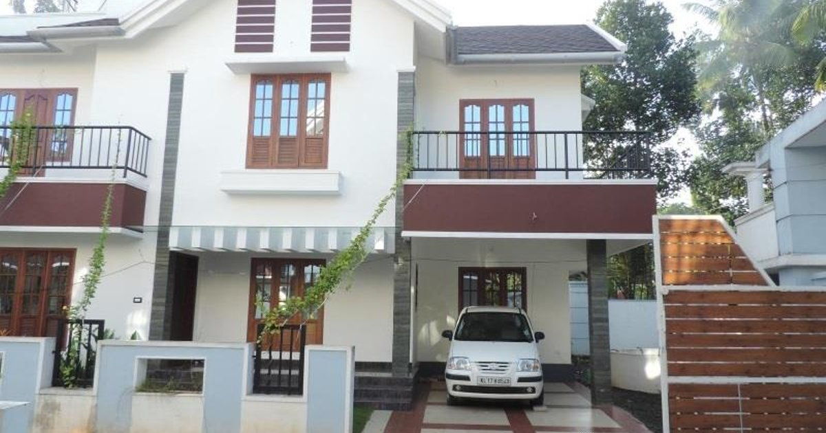 Luxury Villa in Kochi