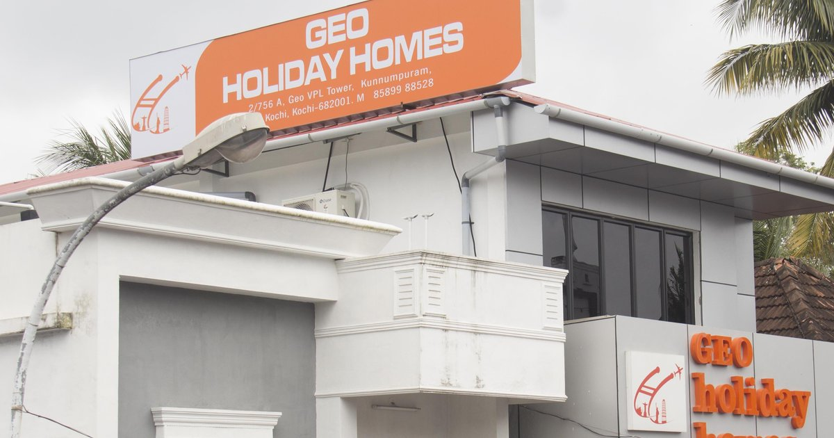 Geo Holiday Home