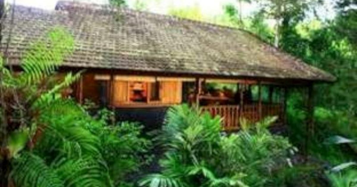The Merapi Hill Villa