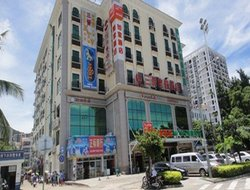 Top-10 hotels in the center of Dadonghai
