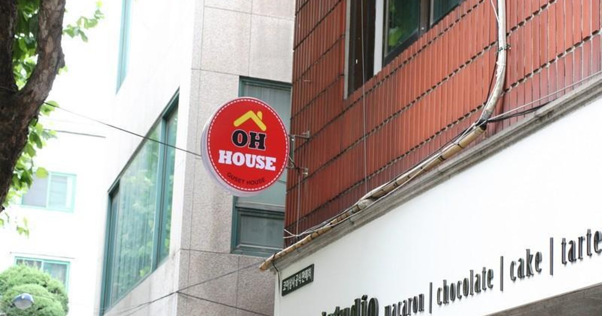 Oh Guesthouse Female Only (гостевой дом для женщин)