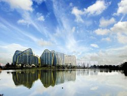 Top-3 hotels in the center of Changhe