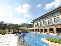 Fuyang hotels with swimming pool