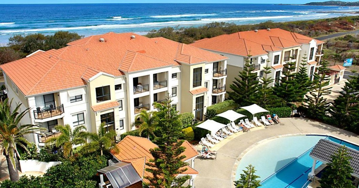 The Sands Resort at Yamba