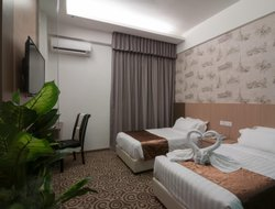 Pets-friendly hotels in Malacca