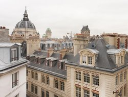 Paris hotels with panoramic view