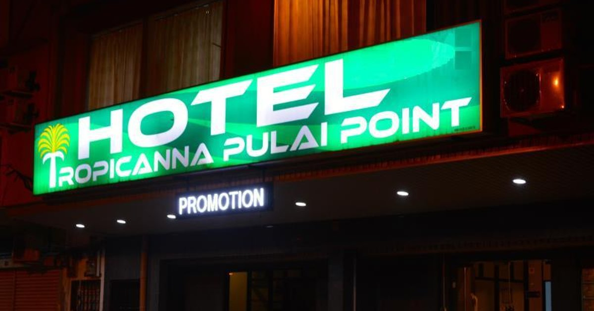 Hotel Tropicanna Pulai Point