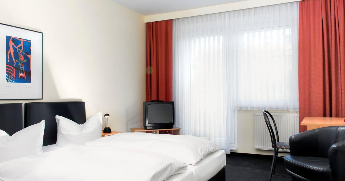 Days Inn Leipzig City Centre (ех. Grand City Hotel Leipzig Zentrum)