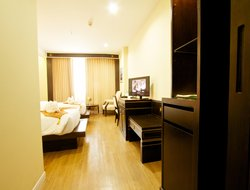 Phitsanulok City hotels with restaurants