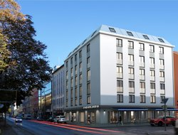 Business hotels in Munich
