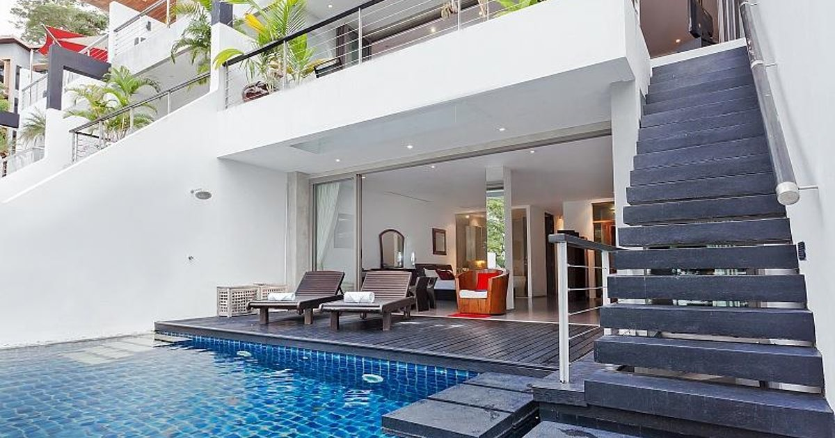 Seductive Sunset Villa Patong A7 - 3 Bedrooms