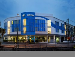Top-3 hotels in the center of Bukit Mertajam