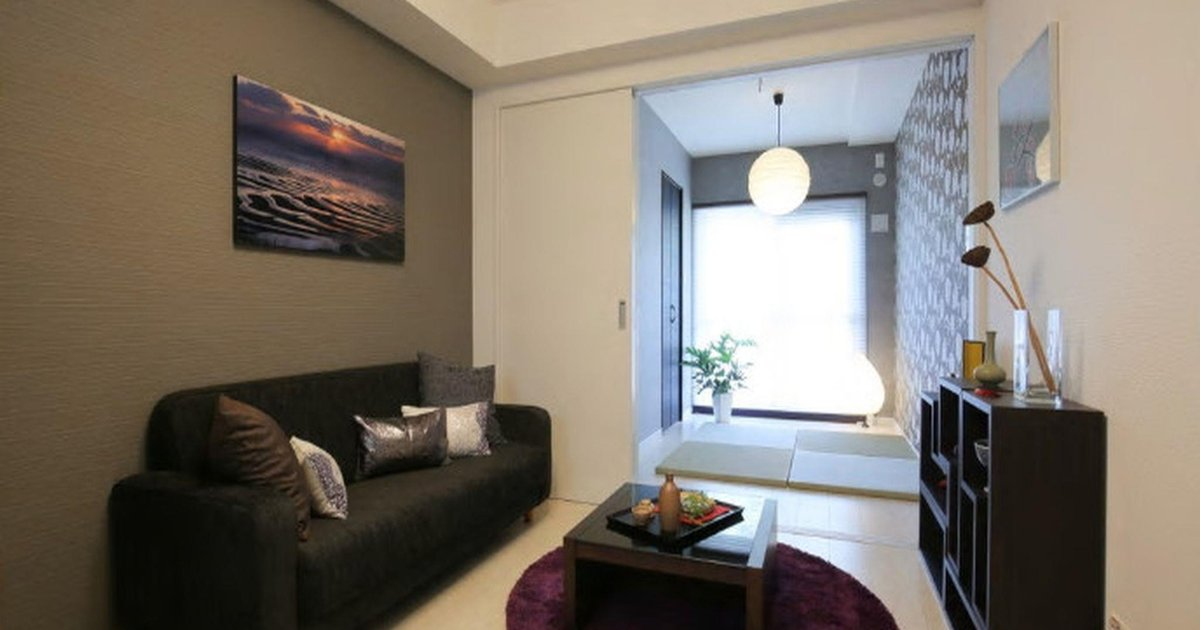 3-Hakata Luxury 2 Bedroom Japanese Apt - 13
