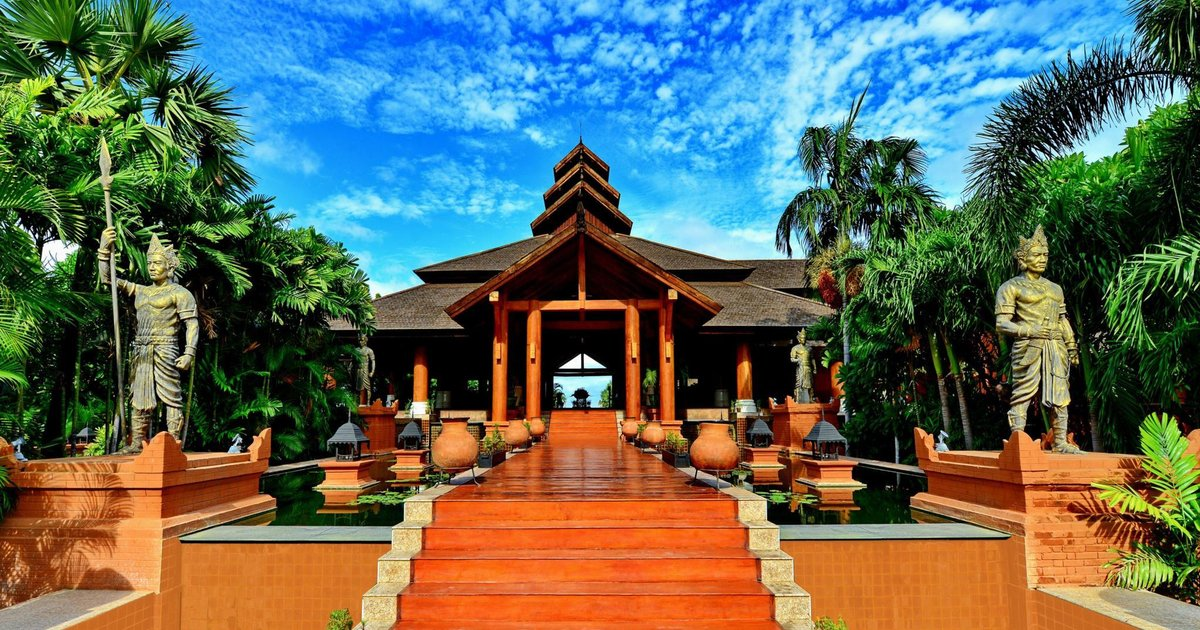 Aureum Palace Hotel & Resort Bagan