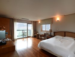 South Korea hotels with sea view