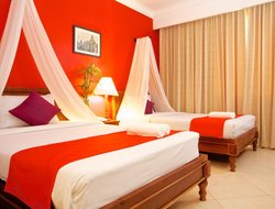 Top-10 hotels in the center of Siem Reap