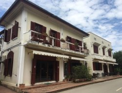 Luang Prabang hotels with river view