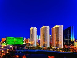 Las Vegas hotels for families with children