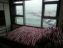 Busan hotels with sea view