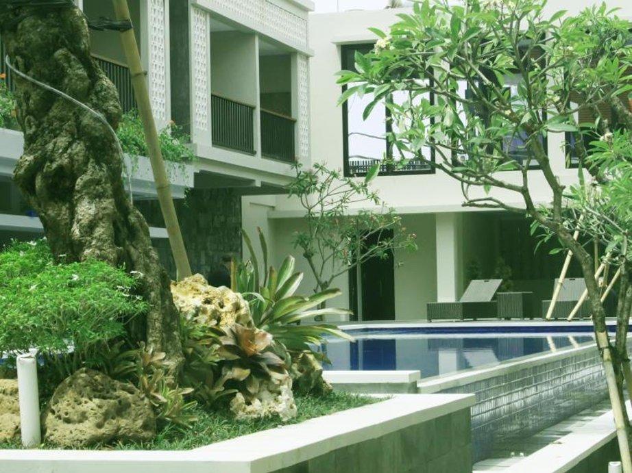 Hotel di dekat Pantai Kuta Bali