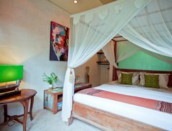 Ubud hotels for families with children