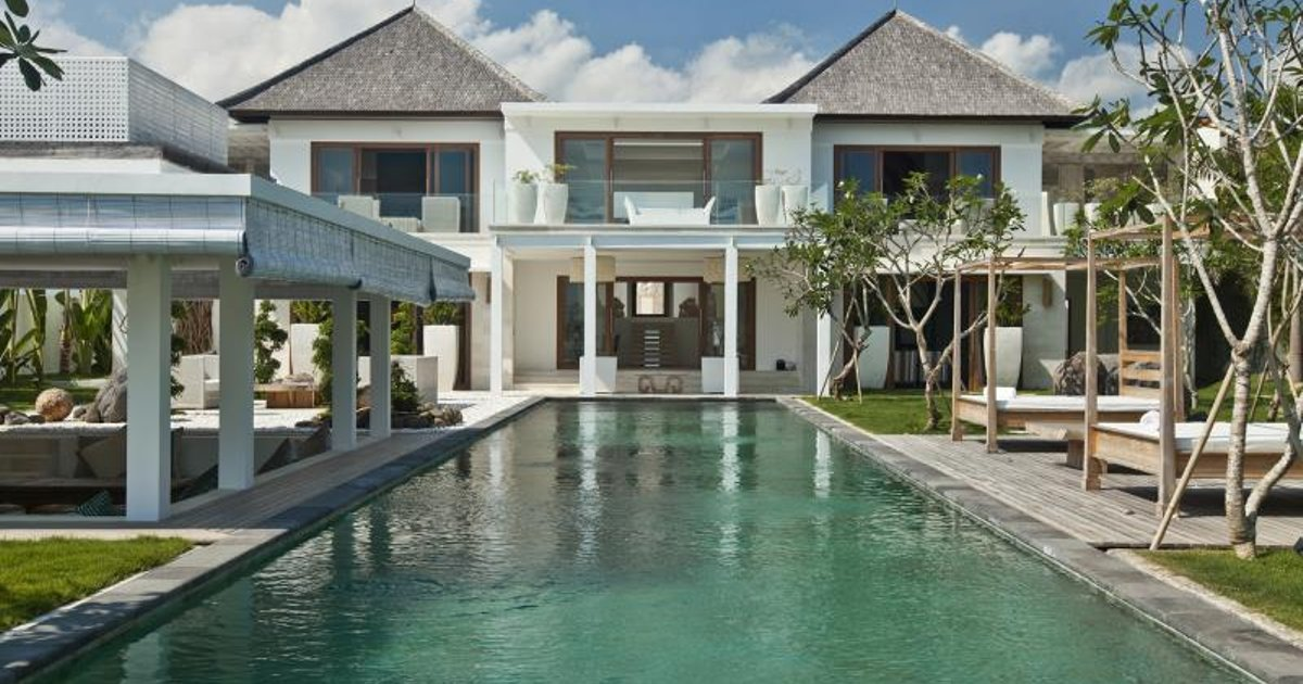 Villa Ombak Putih- an elite haven