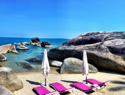 Samui Island hotels for families with children