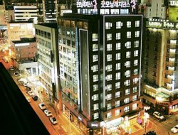 Top-4 hotels in the center of Daejeon