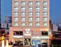 Daejeon hotels with restaurants